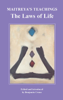 book cover of: maitreya's teachings the laws of life.